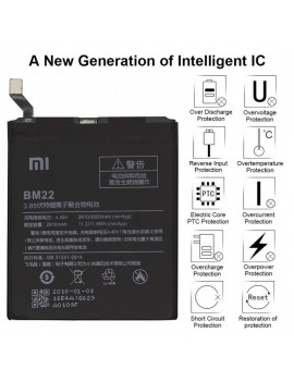 Xiaomi BM22 Battery For Xiaomi 5 MI5 M5 New OEM