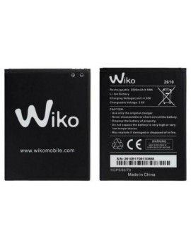 Wiko 2610 Battery For Wiko...