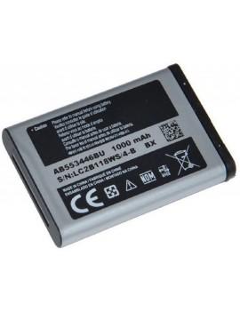 Samsung AB553446BU Battery For GT-B2100 GT-C3300 E1110 M110 E1170 B100 E2230 NEw OEM