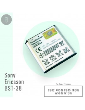Sony Ericsson BST-38 Battery