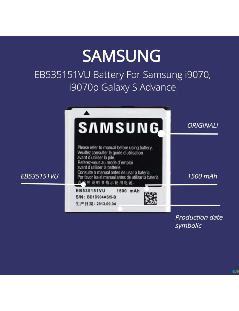 Samsung EB535151VU Battery
