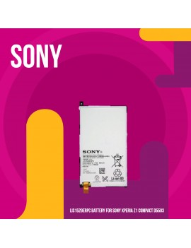 SONY LIS1529ERPC BATTERY For Sony Xperia Z1 Compact D5503 New OEM