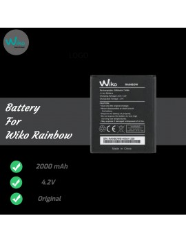 Wiko Rainbow Battery For Wiko Rainbow New OEM