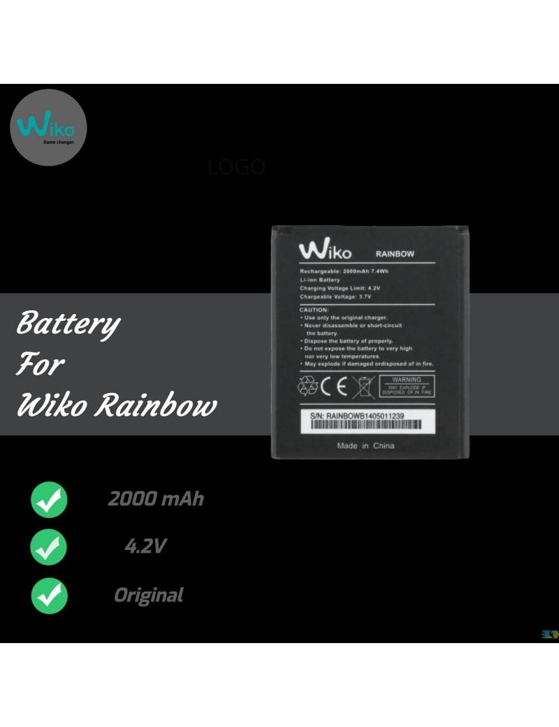 Wiko Rainbow Battery For Wiko Rainbow New OEM