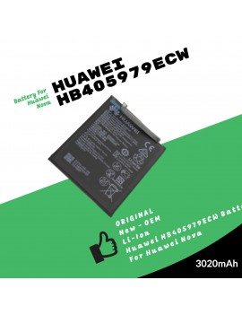 Huawei HB405979ECW Battery For Huawei Nova New OEM