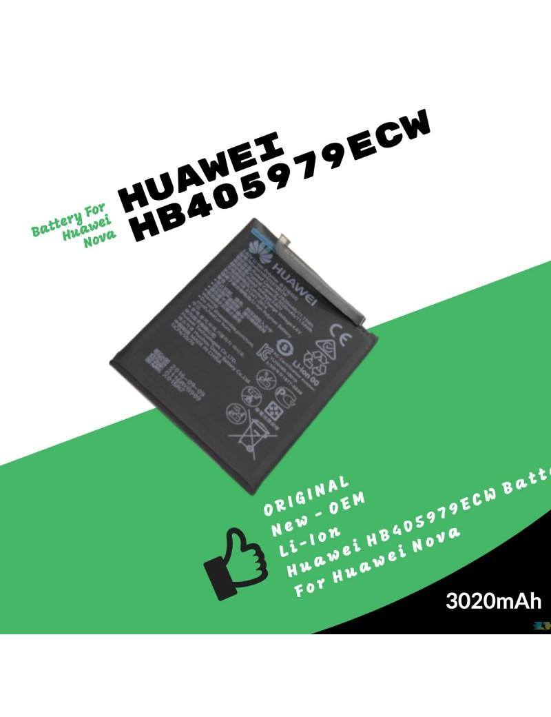 Huawei HB405979ECW Battery For Huawei Nova New OEM