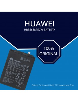 Huawei HB356687ECW Battery For Huawei Honor 7X Huawei Nova Plus New OEM