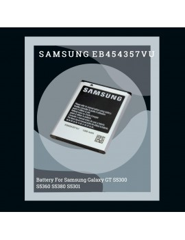 Samsung EB454357VU Battery For Samsung Galaxy GT S5300 S5360 S5380 S5301