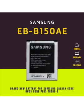 Samsung EB-B150AE Battery For Samsung Galaxy Core DuoS Core Plus Trend 3