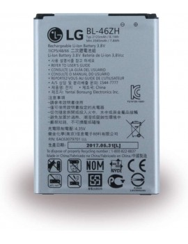 LG BL-46ZH Battery For LG...
