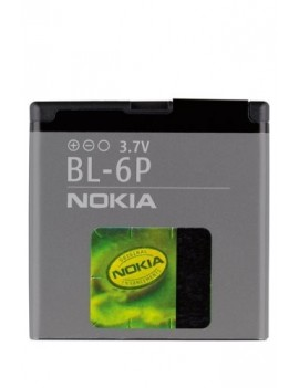 Nokia BL-6P Battery For Nokia 6500 Classic / 7900 Prism New OEM