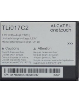 Alcatel TLI017C2 Battery...