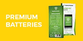 premium batteries
